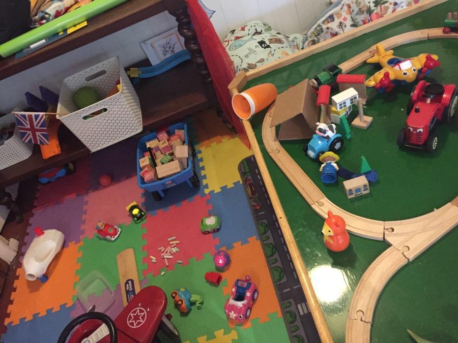 toddler toy mayhem