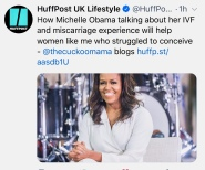 Michelle Obama IVF miscarriage